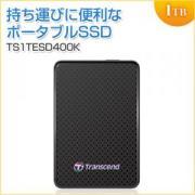 ポータブルSSD 1TB ESD400 USB3.0対応 Transcend製
