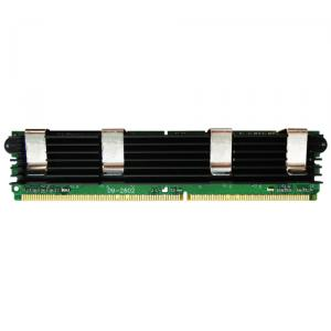 増設メモリ 4GB(2GB×2枚) DDR2 PC2-6400 FB-DIMM ECC Mac Transcend製